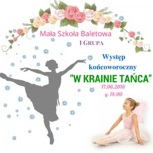 Mała Szkoła Baletowa (4)